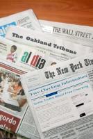 free checking newspaper