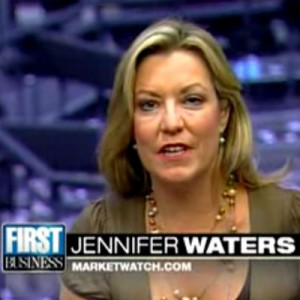 jennifer waters marketwatch