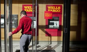 wells fargo Scott Eells/Bloomberg