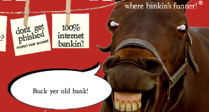 online checking redneck bank