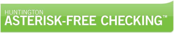 huntington bank free checking